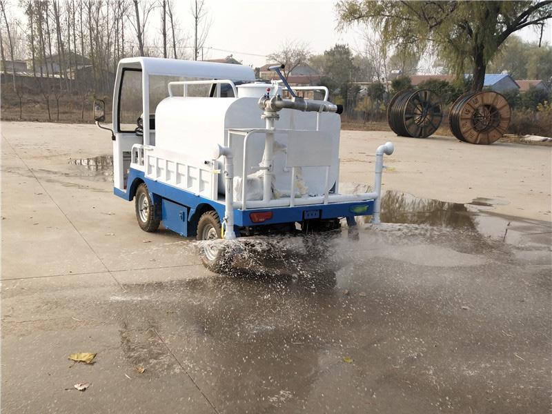 新能源电动洒水车