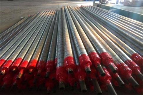 聚氨酯铁皮保温管