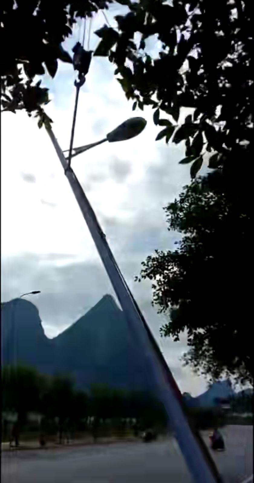 广西路灯厂家