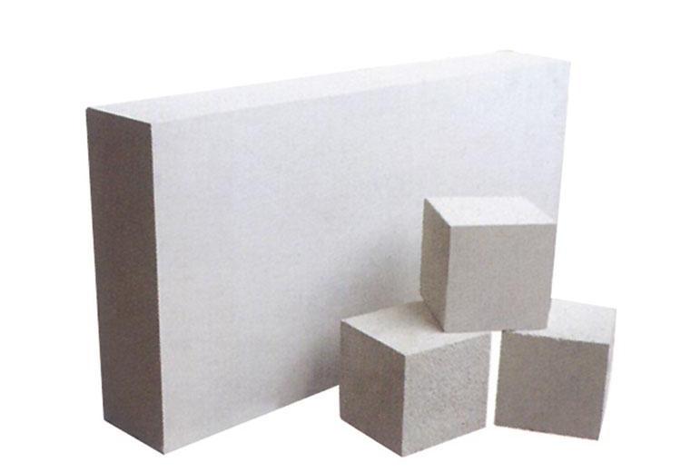 白银加气砌块