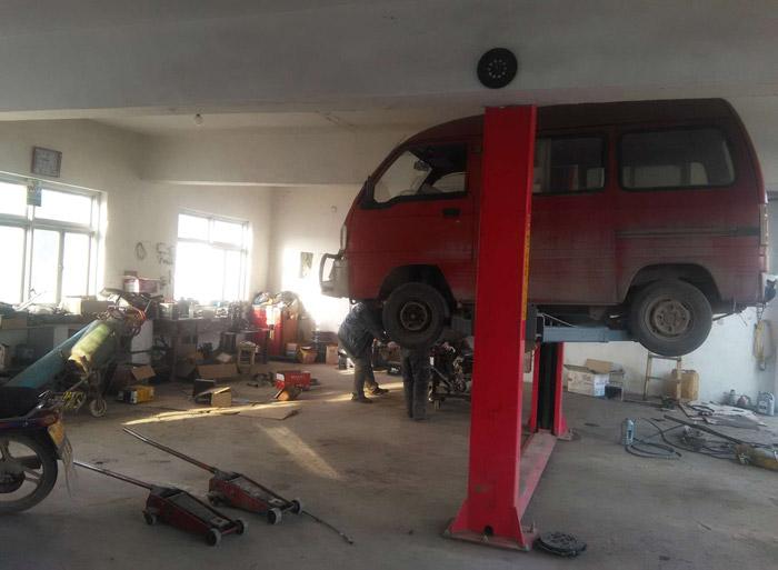 名泰汽车修理总汇