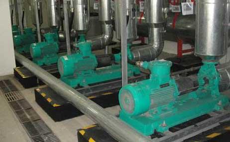 治理水泵低頻噪音