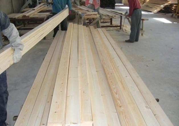 防腐木厂家施工