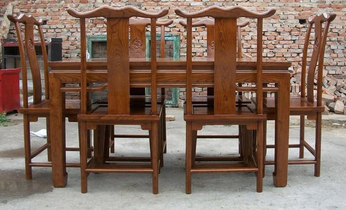 青州黄山家具