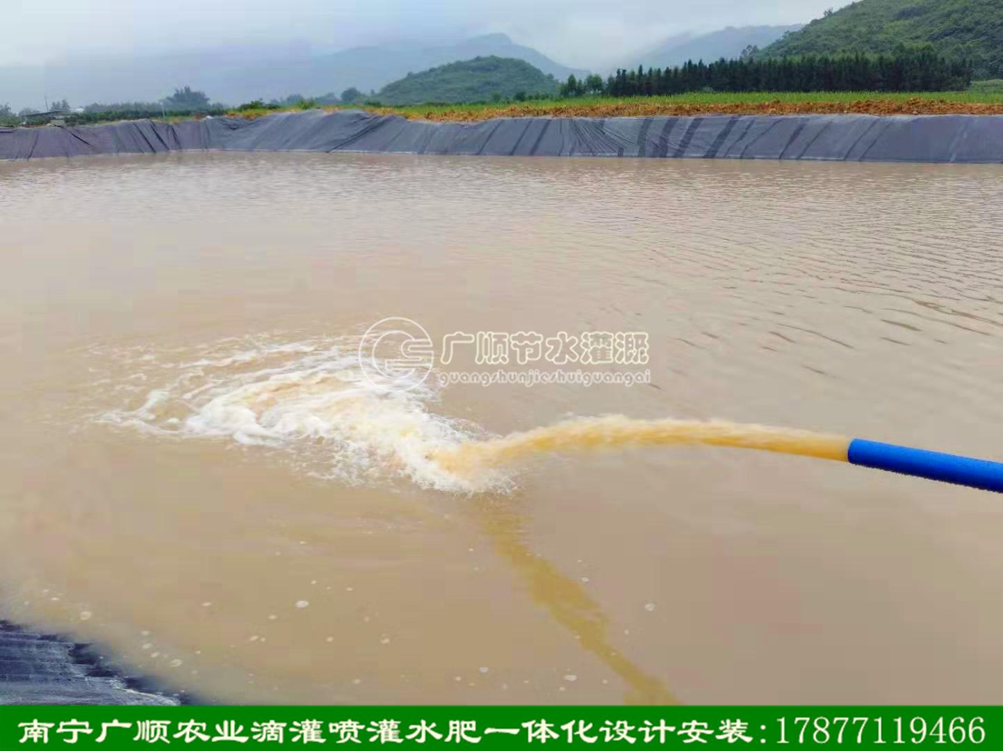 广西灌溉配套设备