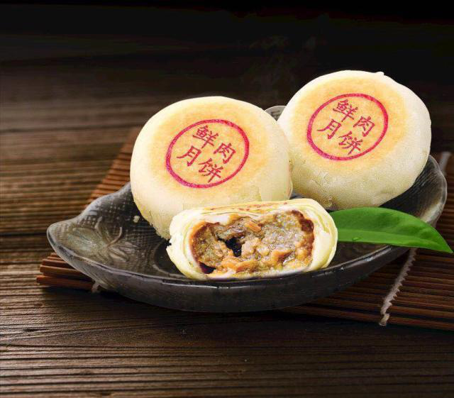 玉林云天月月饼厂家直销