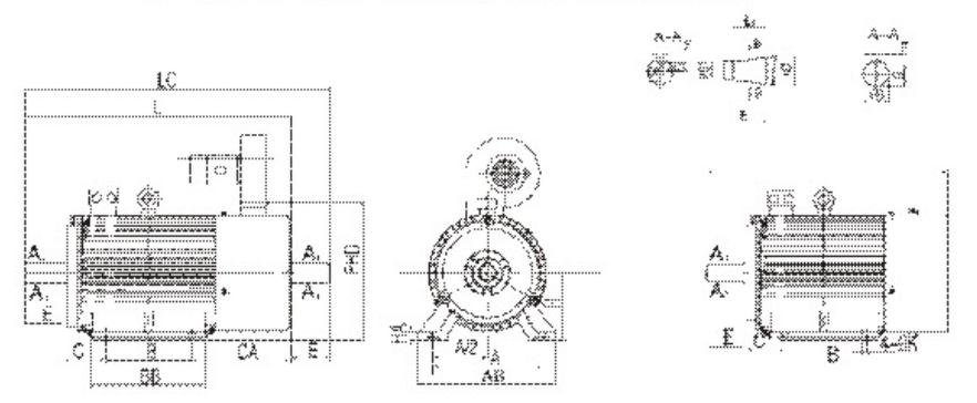 YZP系列電機