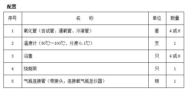 礦物油氧化特性測定儀(汽輪機油)