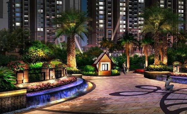 广西园林亮化工程