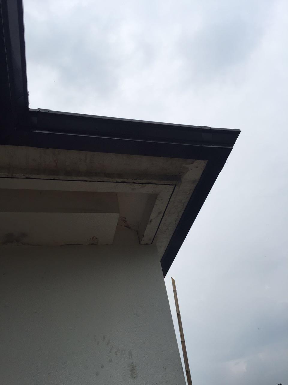 别墅天沟水槽