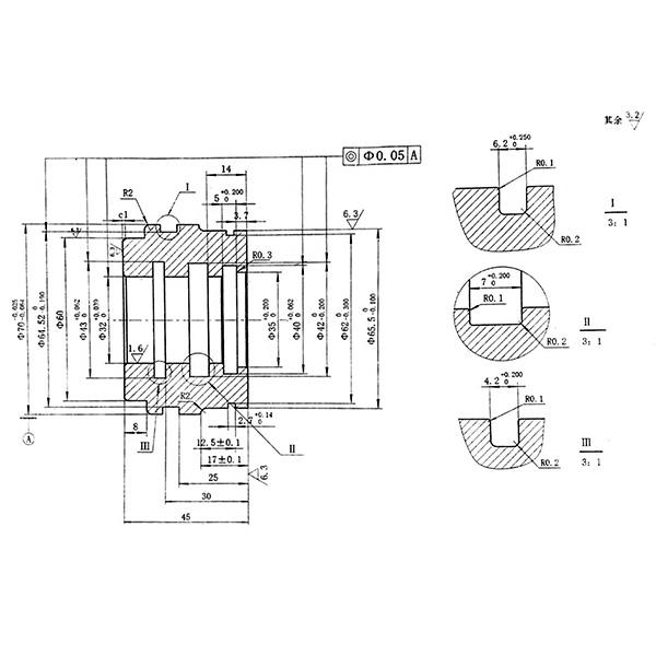 液壓機械配件