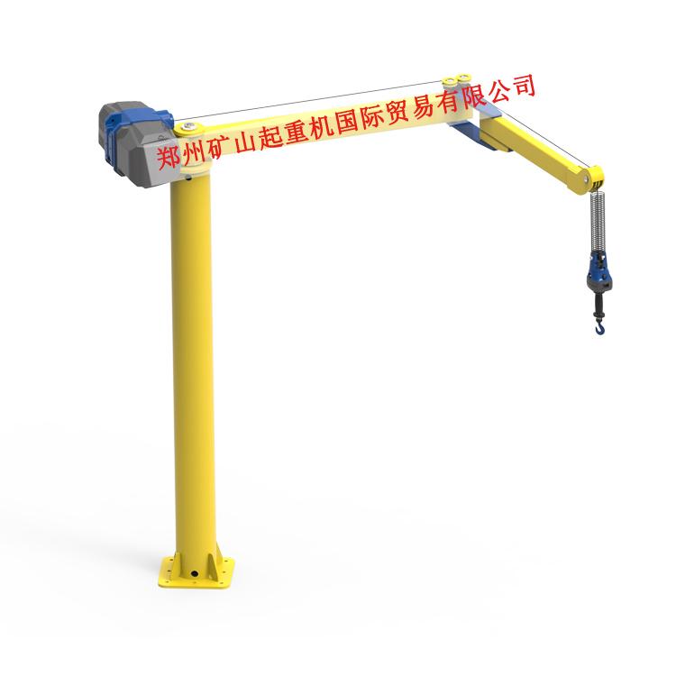 智能折臂式悬臂吊