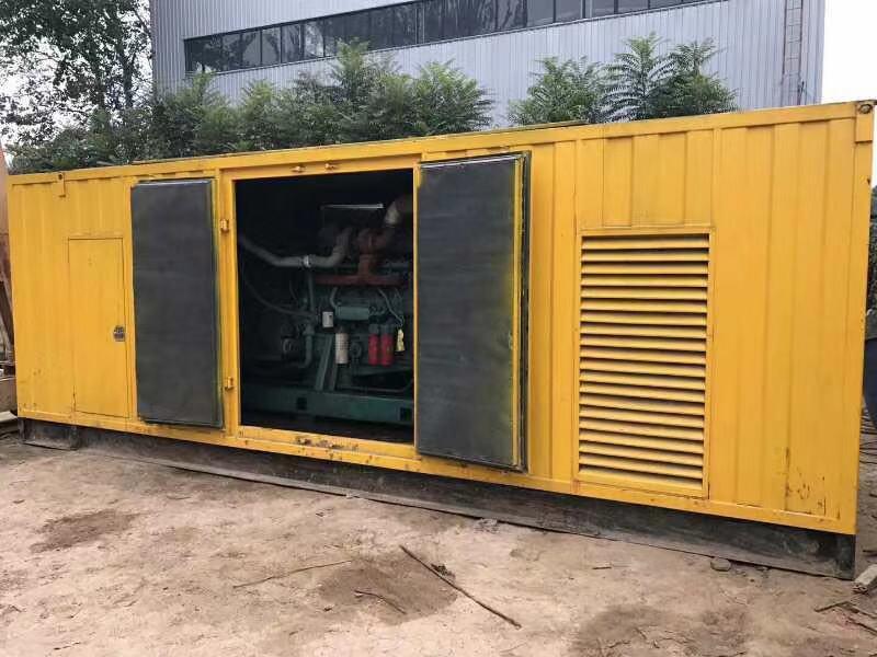 潍坊发电机出租