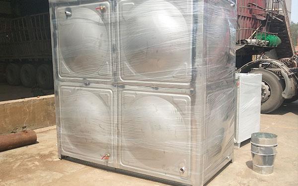 4吨低氮冷凝一体锅炉