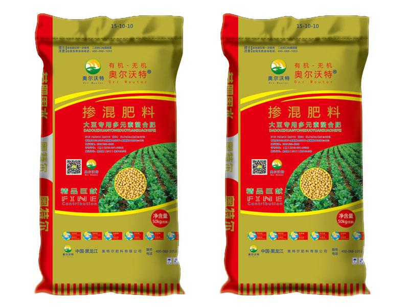 奧爾沃特大豆專用多元素整合肥
