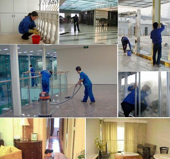重庆酒店保洁