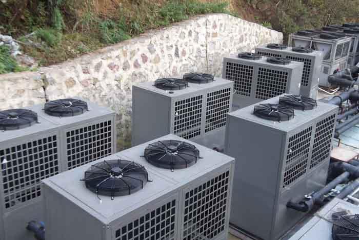 白银空气源热泵