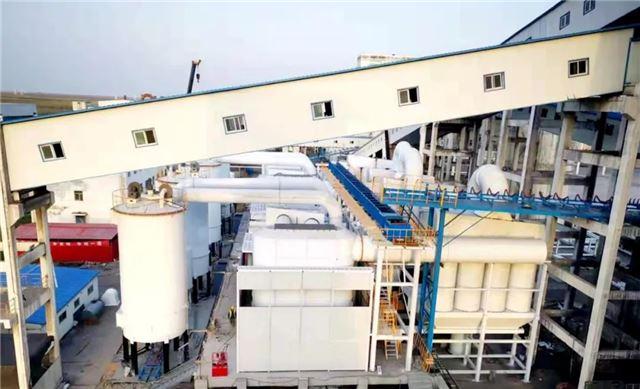 大型干法选煤厂