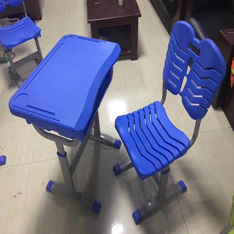 洛陽塑料固定課桌椅
