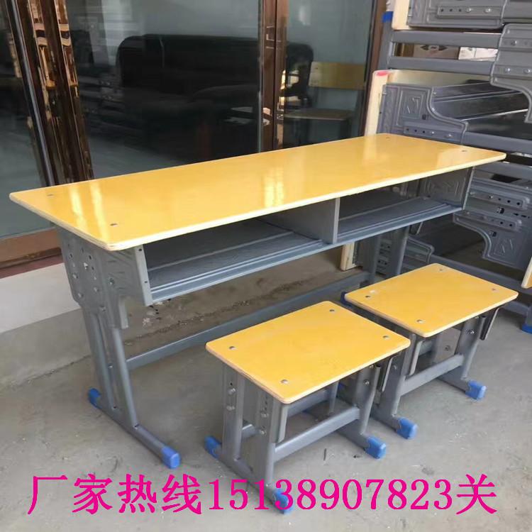 漯河教室钢木课桌椅