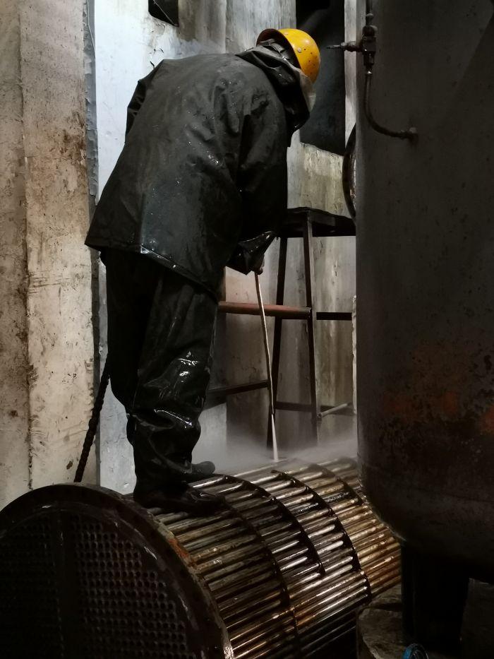 工业设备清洗