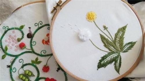 西安手工刺绣