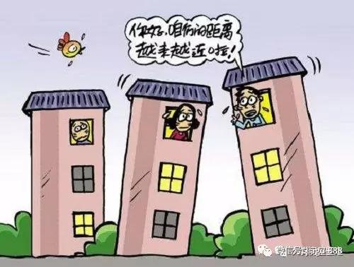 深圳房屋倾斜