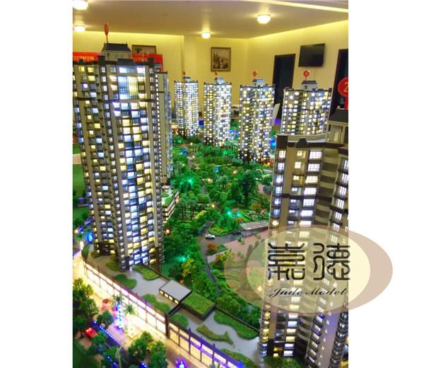 广西售楼部模型