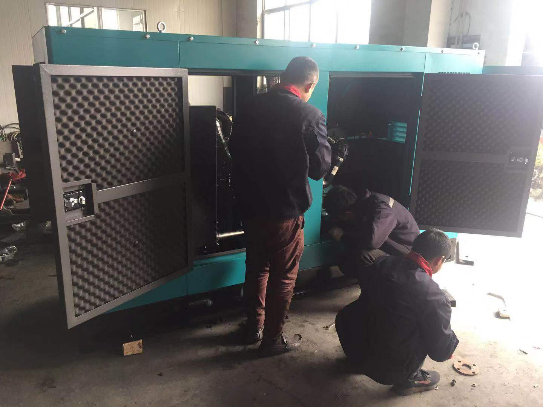 100KW柴油发电机