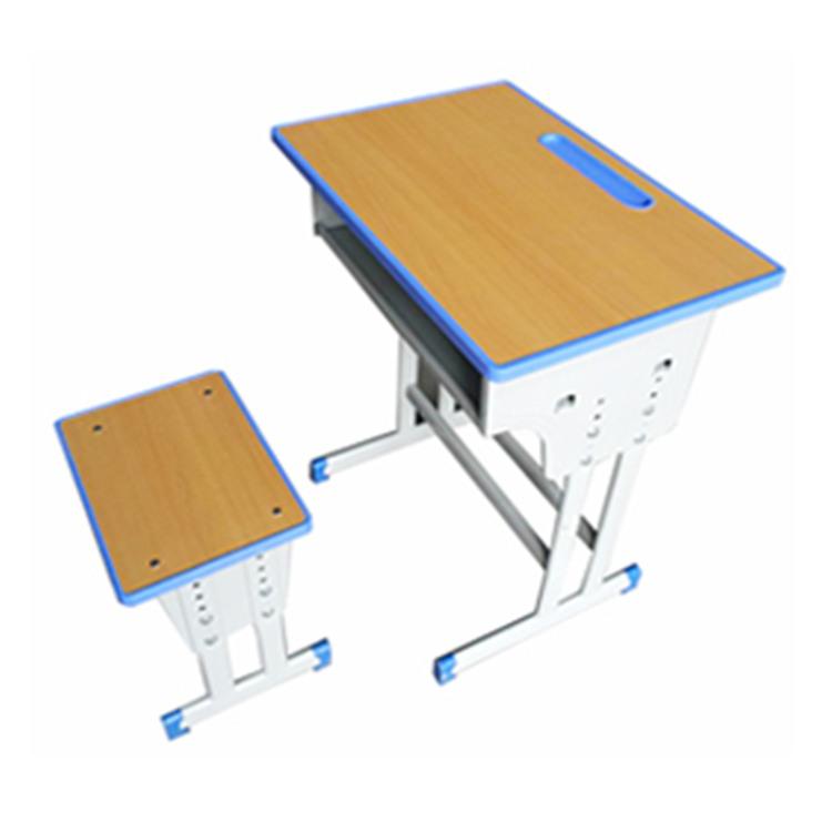 信陽教室可升降課桌椅
