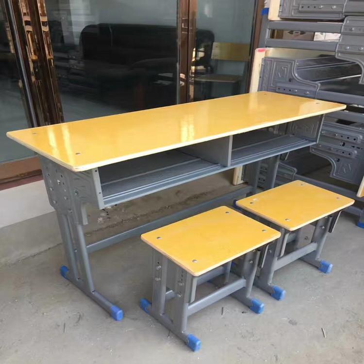 漯河校用單人課桌椅