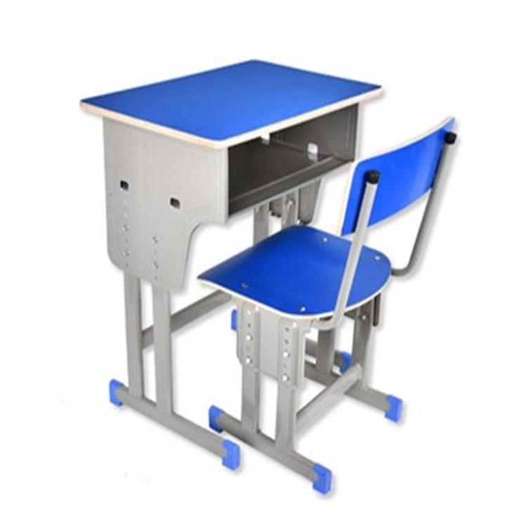 河南塑料可调节课桌椅