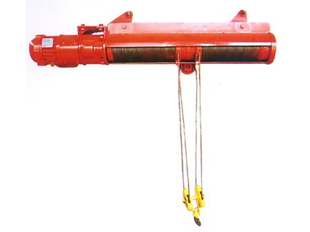 钢丝绳电动葫芦厂家