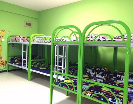 鄭州學生宿舍雙層床