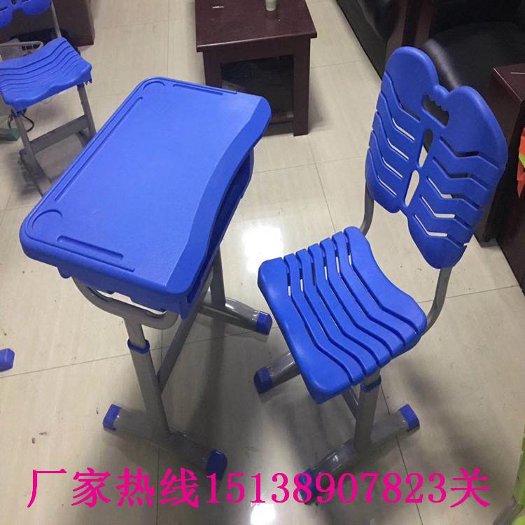 三門峽學生單人課桌椅