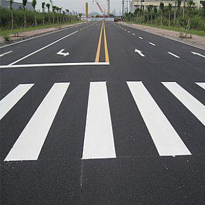 兰州道路标线施工