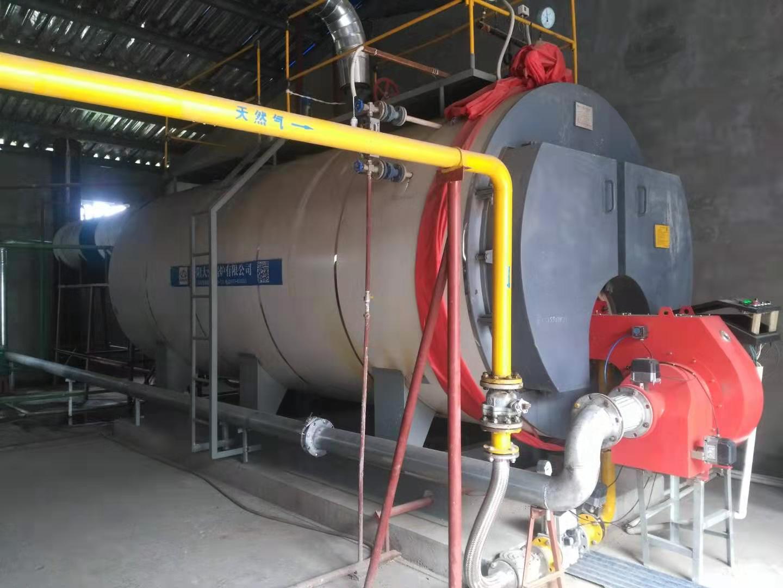 低氮燃油气蒸汽锅炉