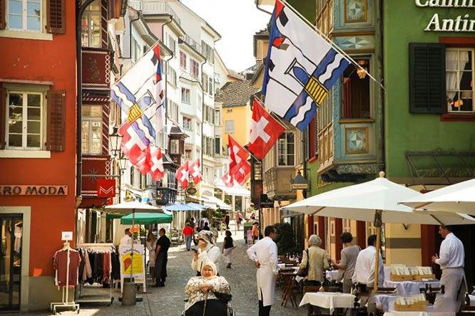 带你看世界——瑞士
