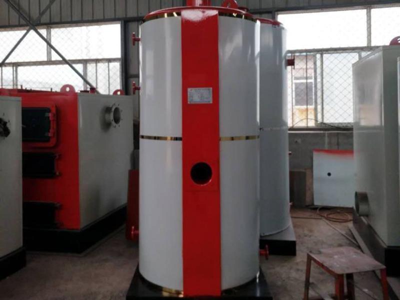 立式常壓熱水鍋爐