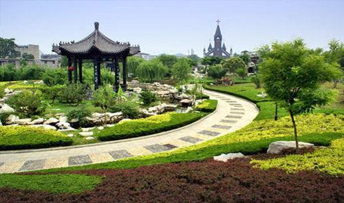 景区园林绿化