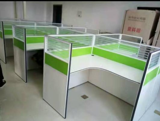 平頂山屏風隔斷工位桌
