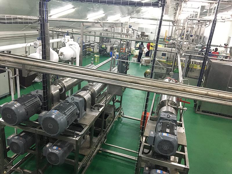 人造奶油生产线