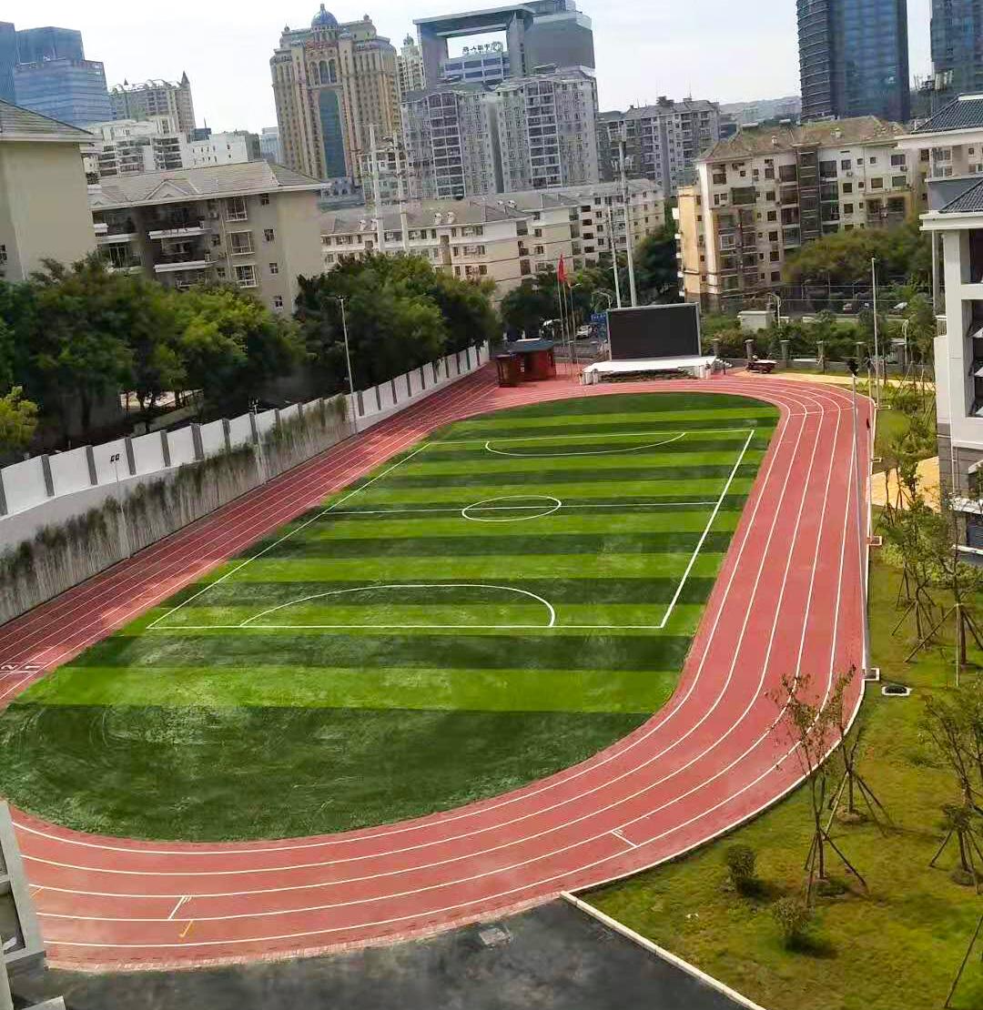 广西人造草坪足球场