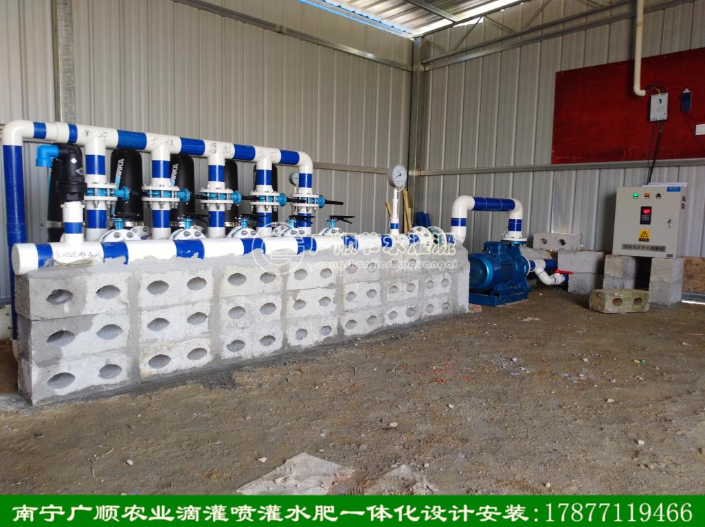 广西灌溉控制