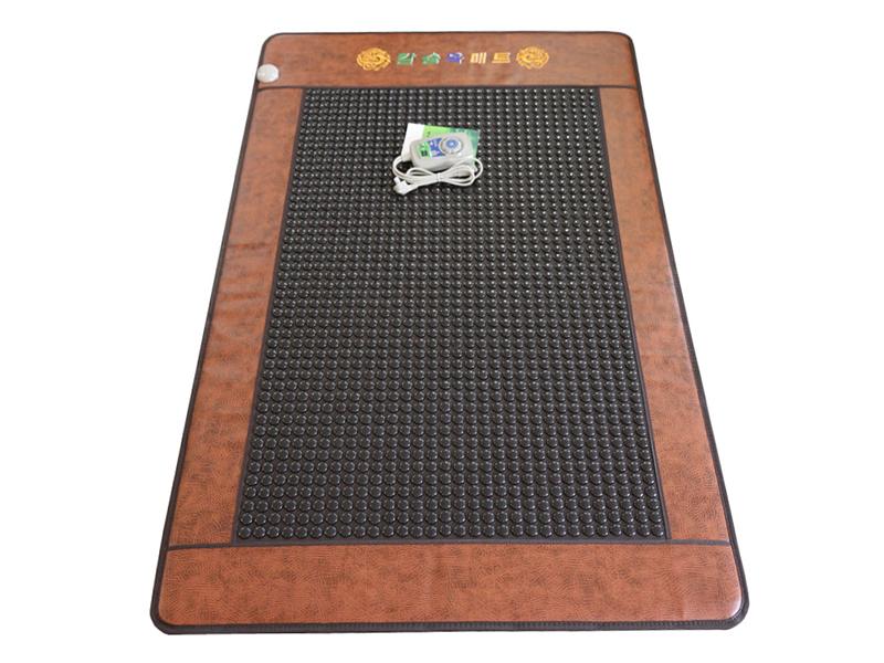 床垫木纹黑豆