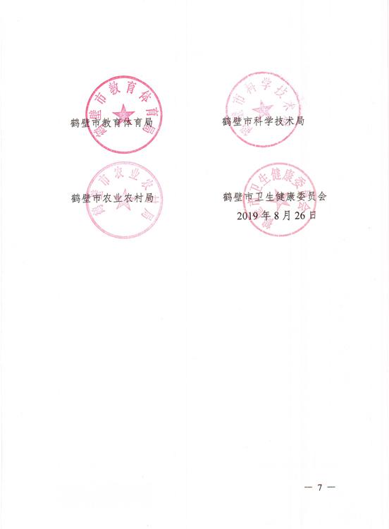 鹤壁市淇滨区科学技术协会