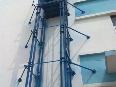 固定式导轨升降机