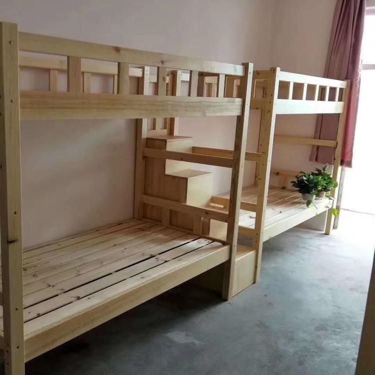 济源钢木公寓床