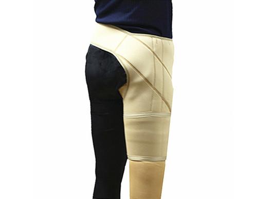 大腿假肢吊带