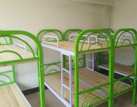 新乡钢木公寓床